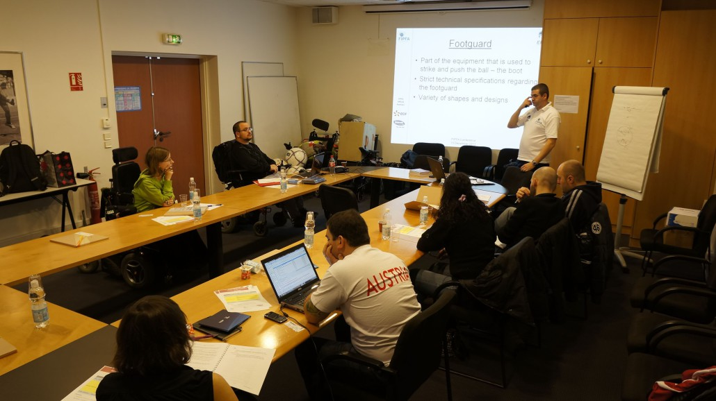 FIPFA-Konferenz in Paris Dezember 2012
