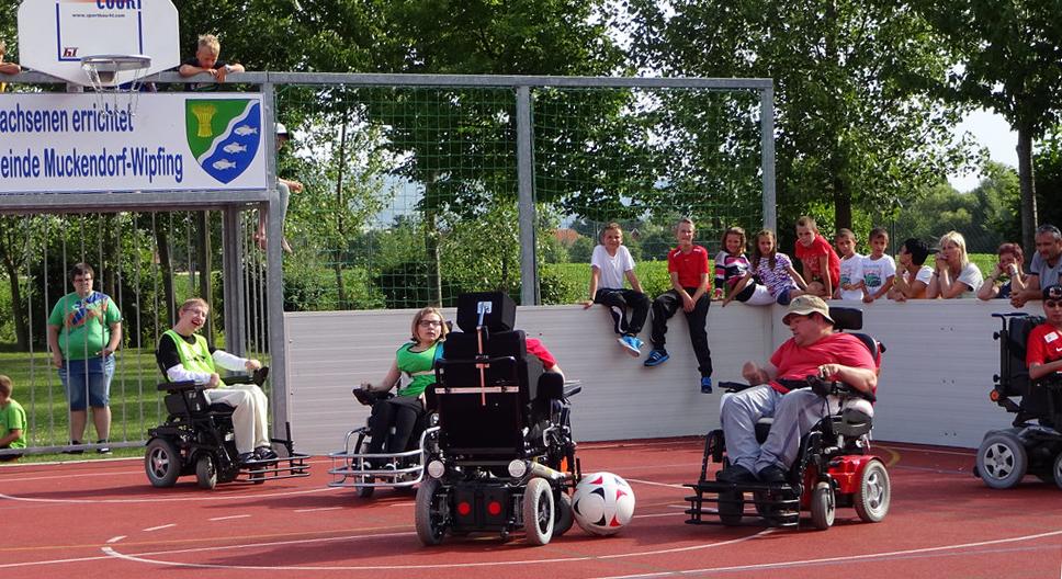 Spiel im Muckendorf/NÖ 12.7.2014