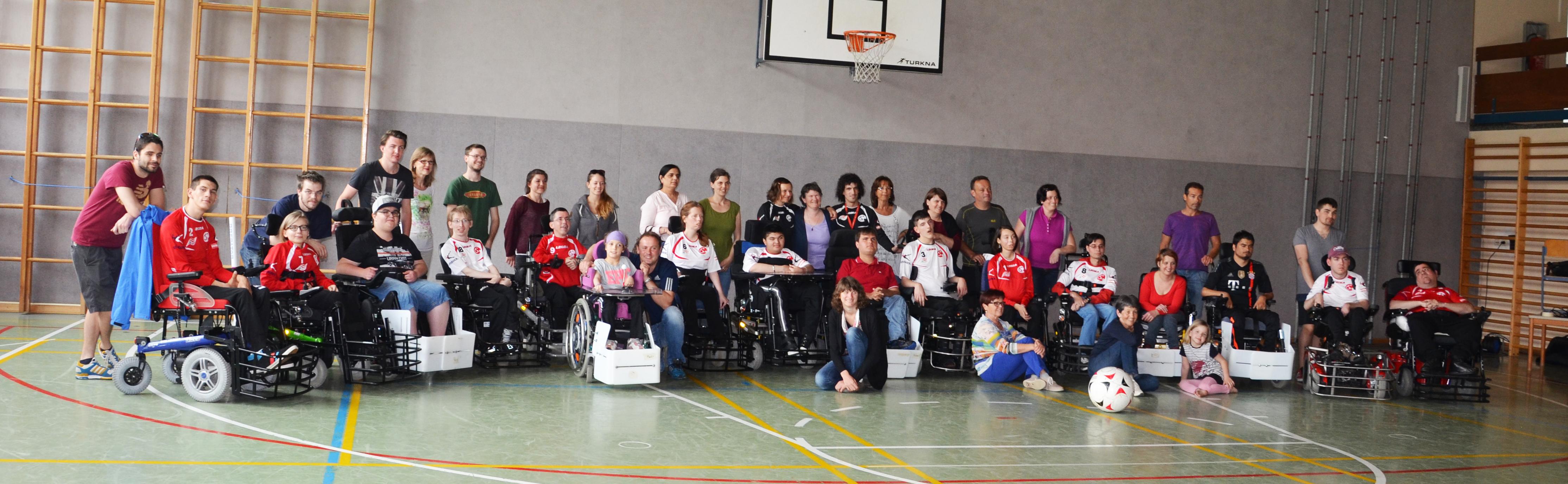 Einführungsworkshop in Salzburg am 25.04.2015
