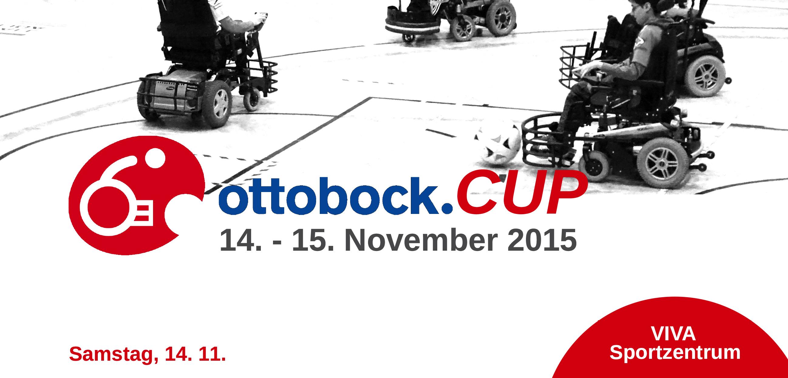 ottbock.CUP 2015