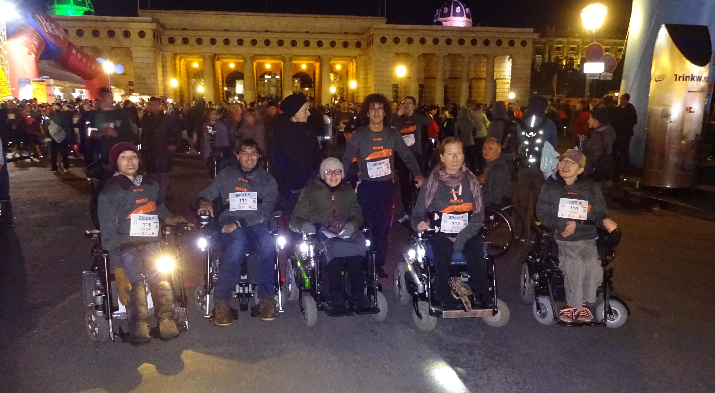 Vienna Night Run 2015