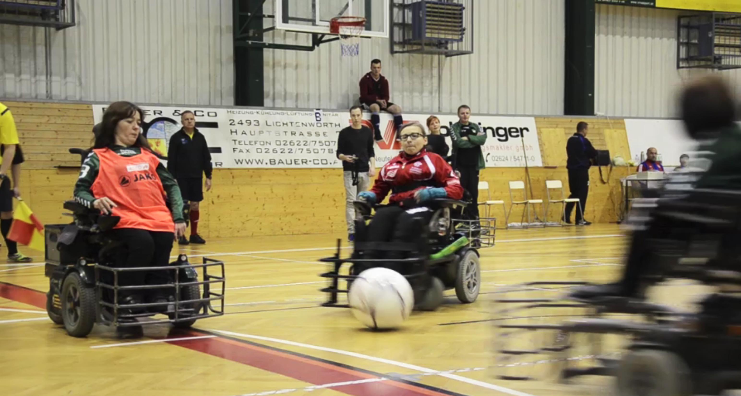 Videoausschnitt ottobock.CUP 2015 sport-oesterreich.at