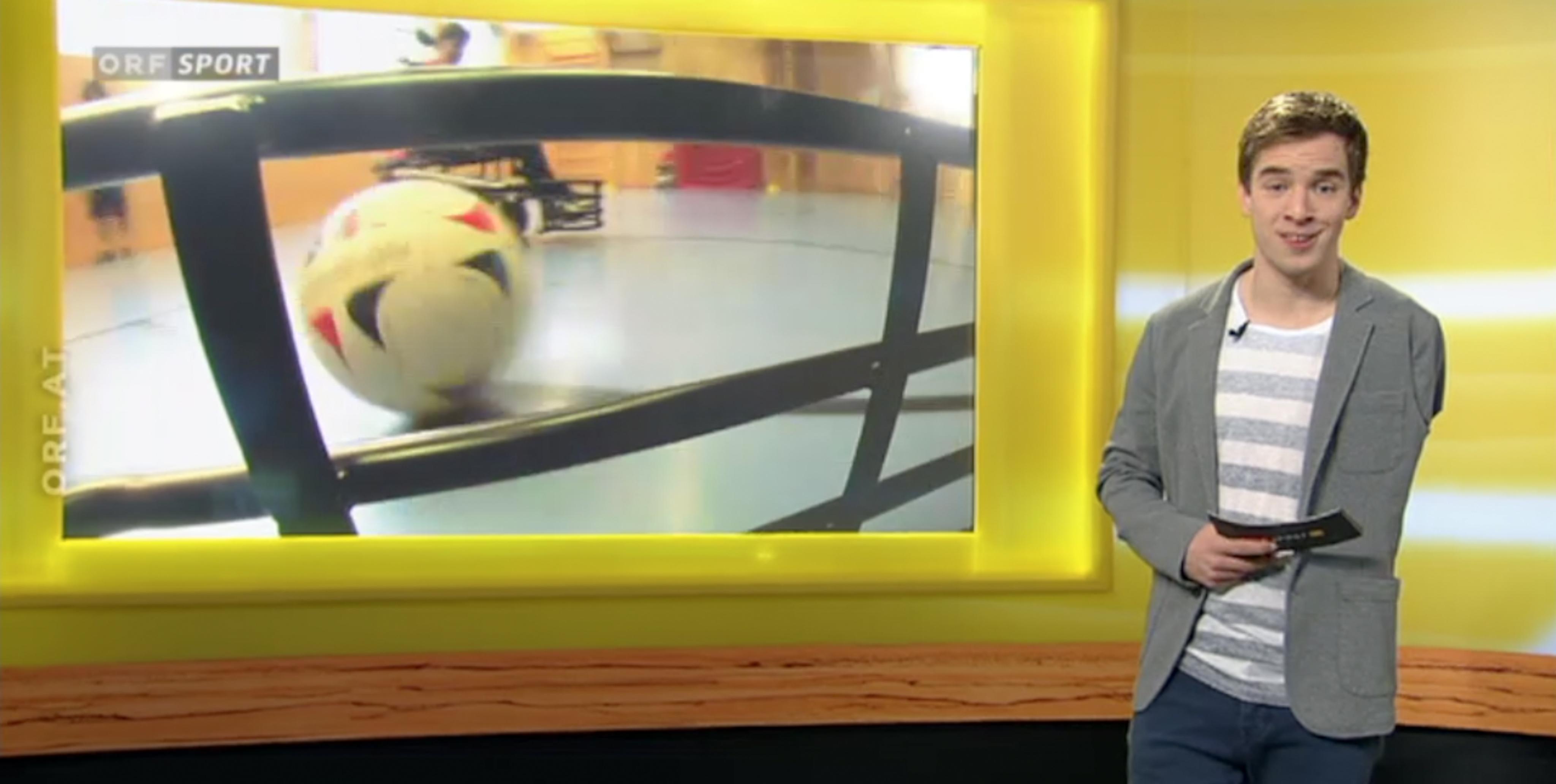"""ORF-Behindertensportmagazin """"Ohne Grenzen"""" vom 29.1.2016"""