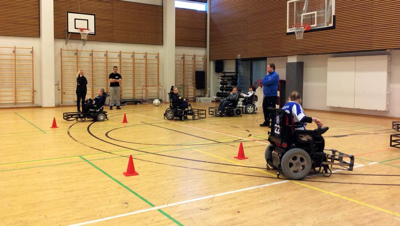 Trainingskurs in Finnland
