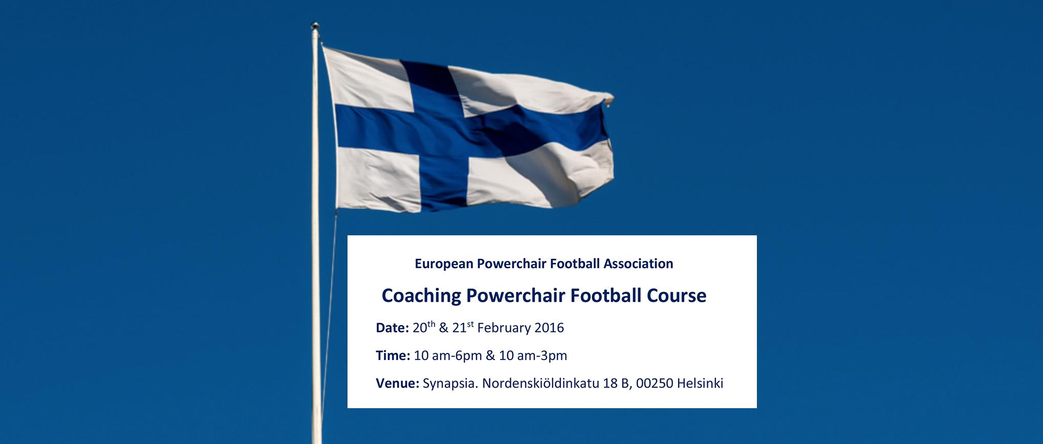 TrainerInnenkurs in Finnland