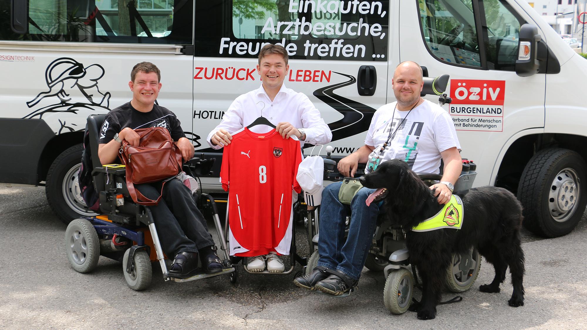 Team ÖZIV-Burgenland