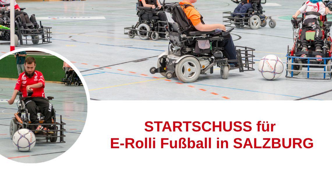 Startschuss Salzburg Training 1. Oktober 2016