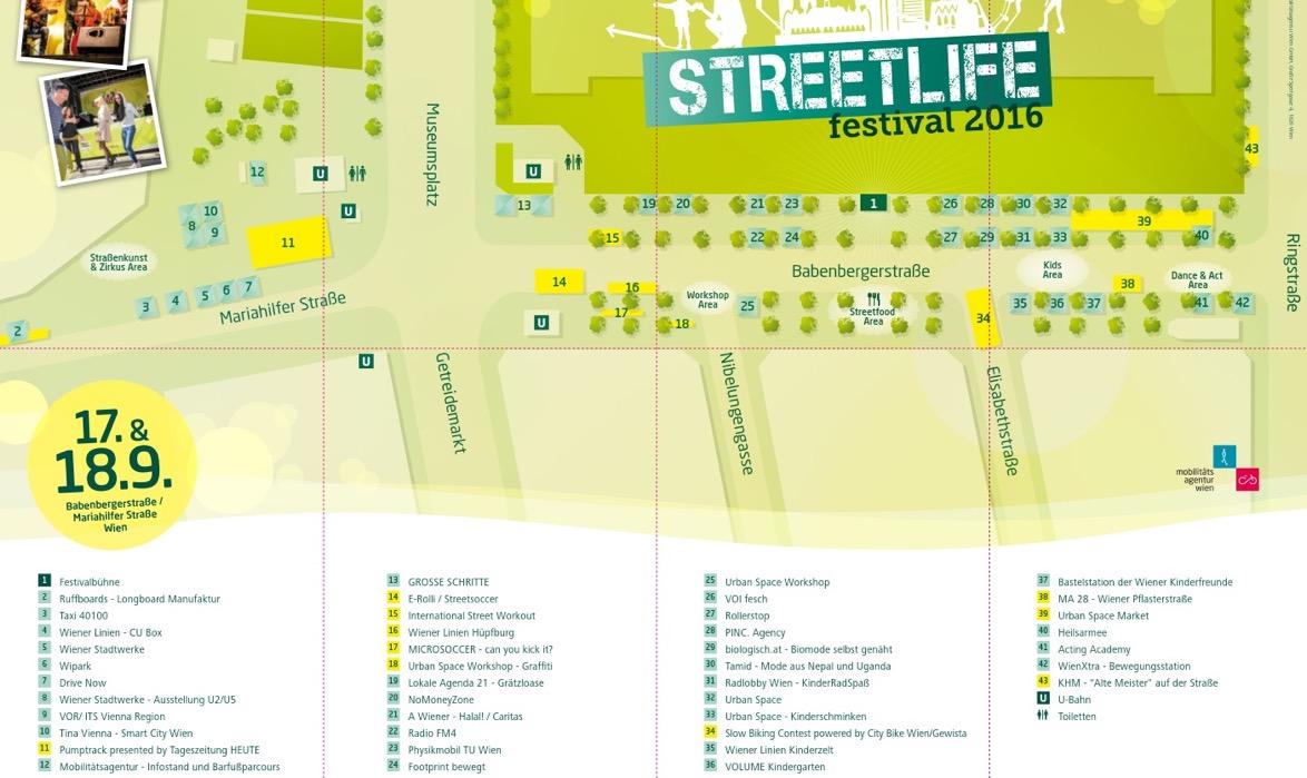 Plan Streetlife Festival 2016