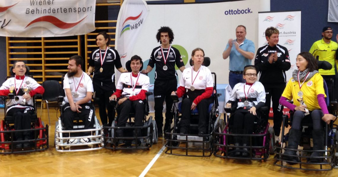 Sieger ottobock.CUP 2016 - ASKÖ Wien 1