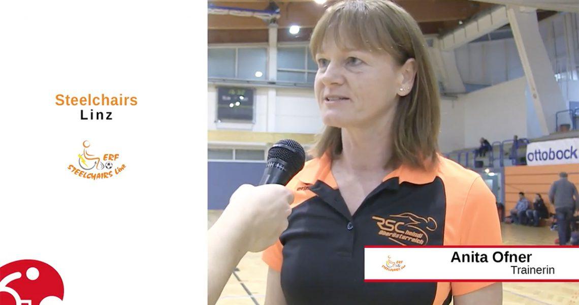 Interview mit Anita Ofner