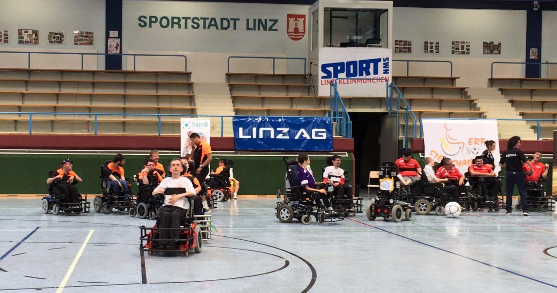 1. Liga-Spieltag am 27. Mai 2017 in Linz