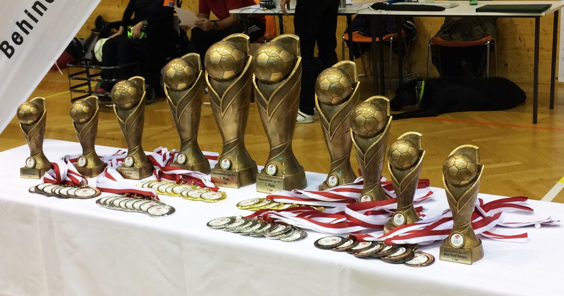 Liga 2017 - Pokale