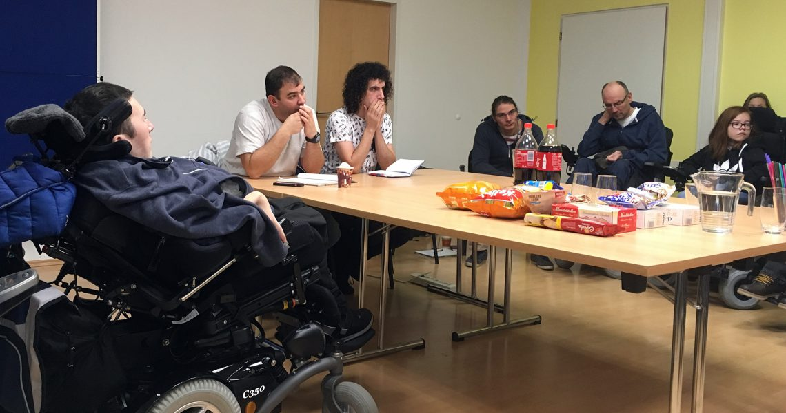 Besprechung ERFÖ am 2. Februar 2018