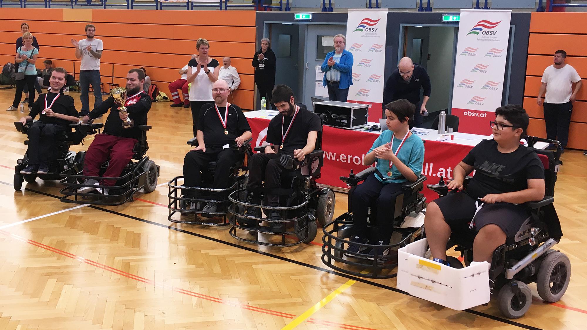 Team Schwarz gewinnt Players Cup 2018