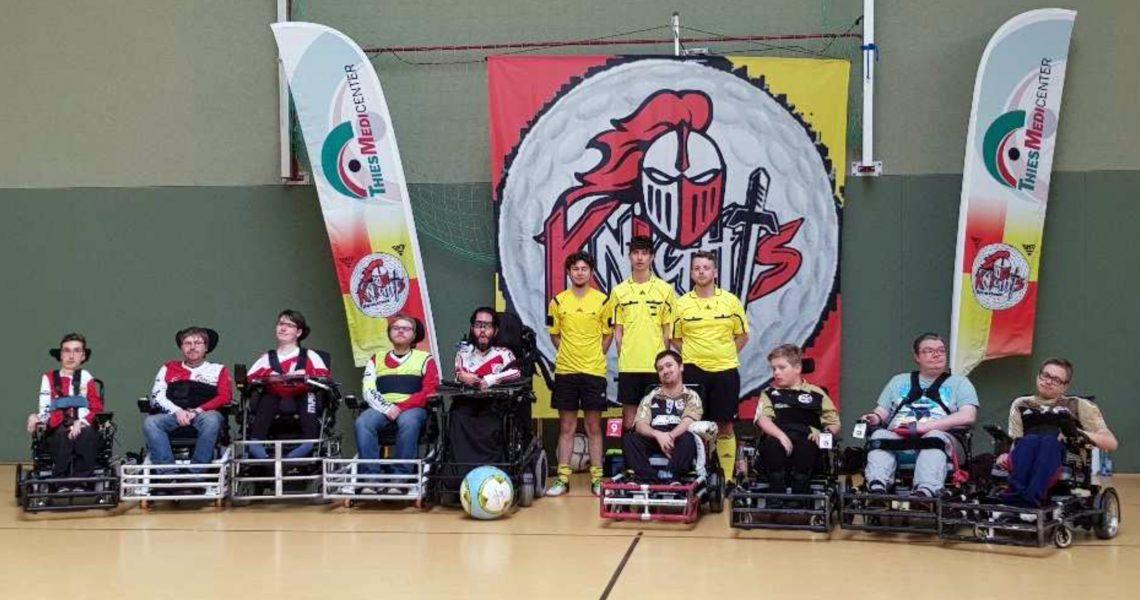 Rheinsberg CUP 2018
