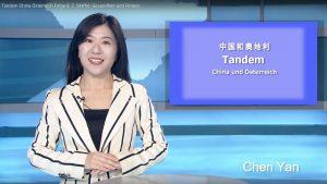TV Aufnahmen von Tandem