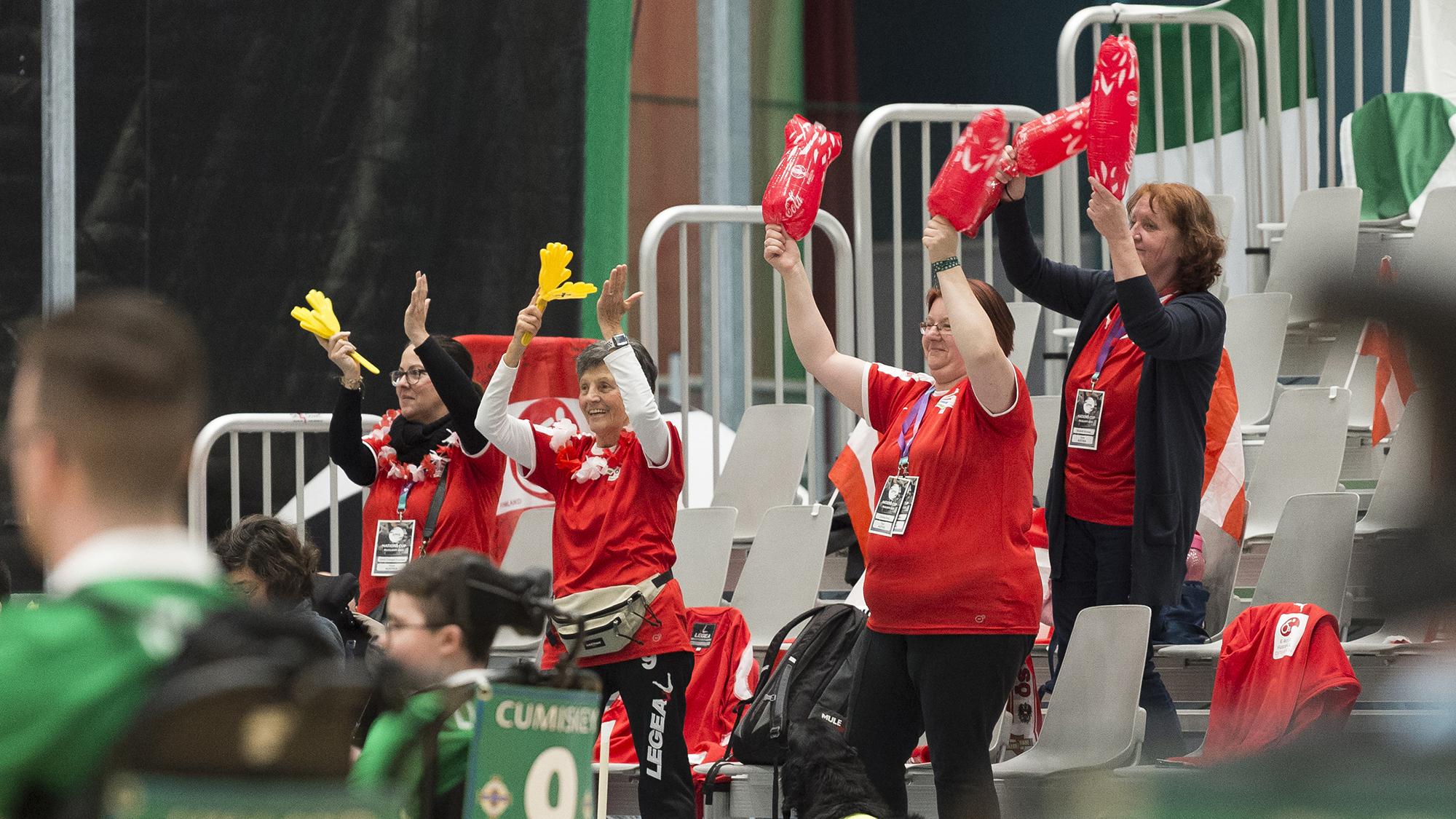 Österreichische Fans