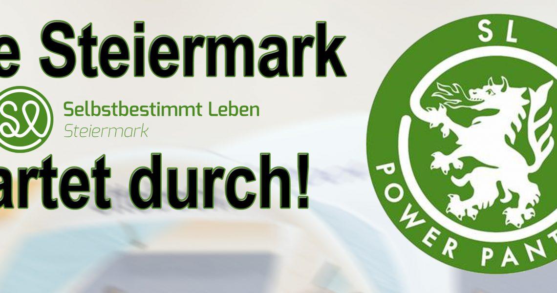 Die Steiermark startet durch!