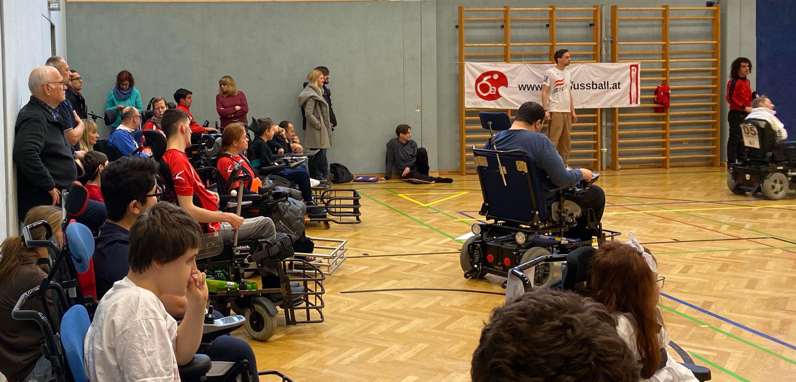 Großer Andrang beim ASKÖ Player's CUP am 25. Jänner 2020 in Wien