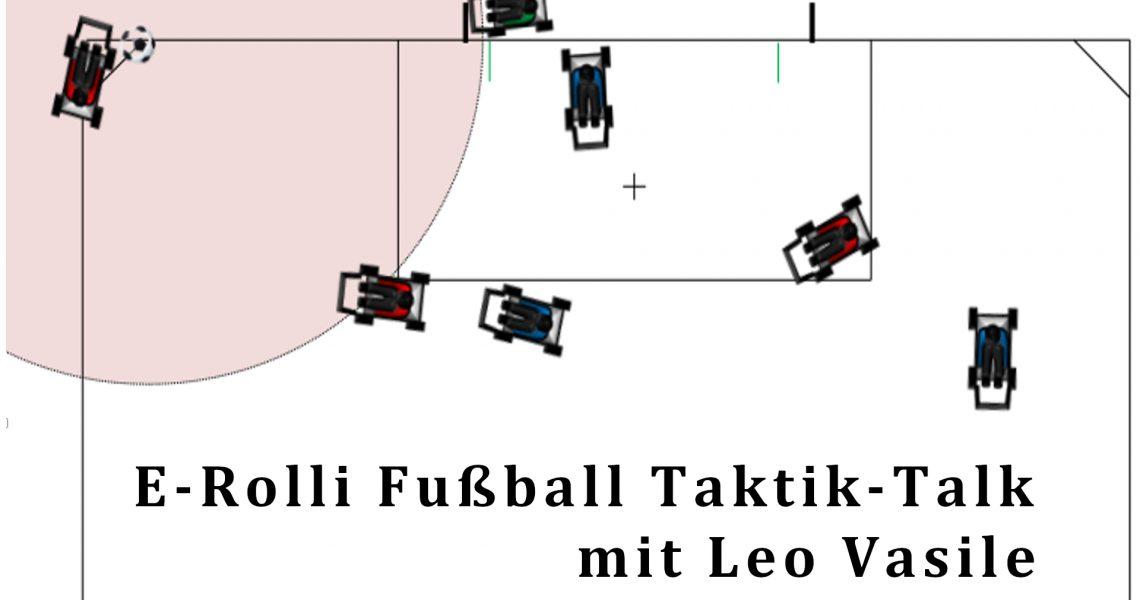E-Rolli Fußball Taktik-Talk mit Leo Vasile