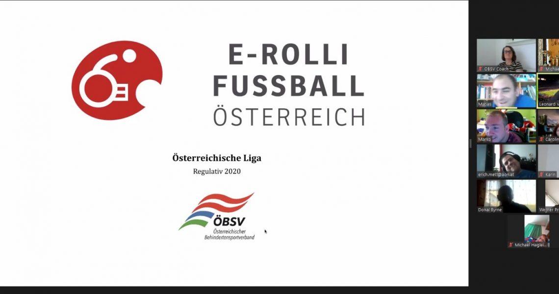 Webinar: Österreichische Liga 2020