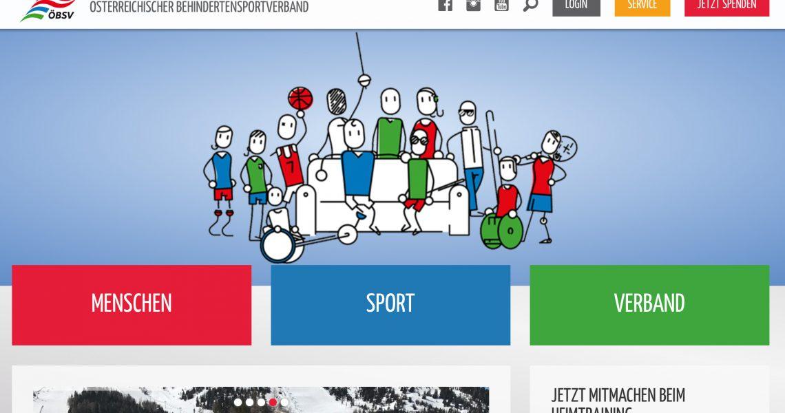 ÖBSV Homepage