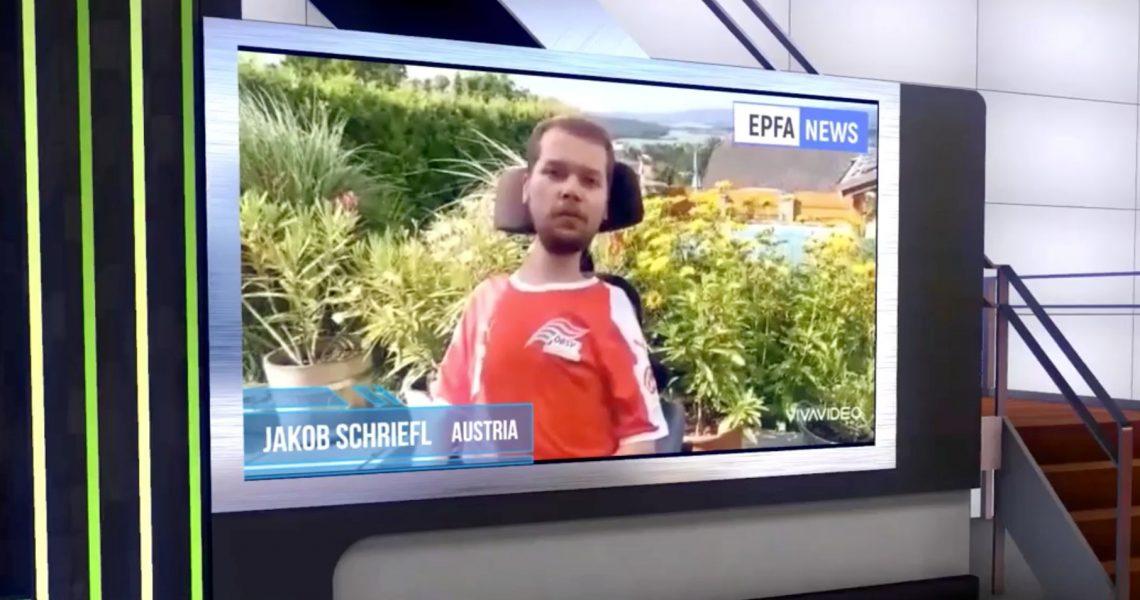 EPFA News mit Jakob Schriefl