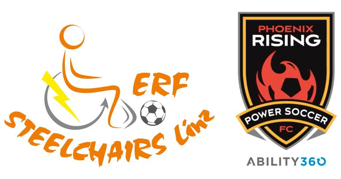 ERF Steelchairs Linz und Phoenix Rising