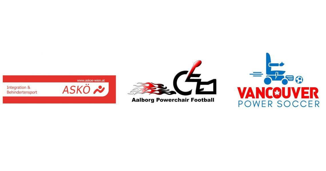 ASKÖ, Aalborg Powerchair Football und Vancouver Power Soccer